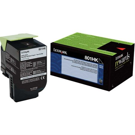 80C1HK0 Toner Cartridge