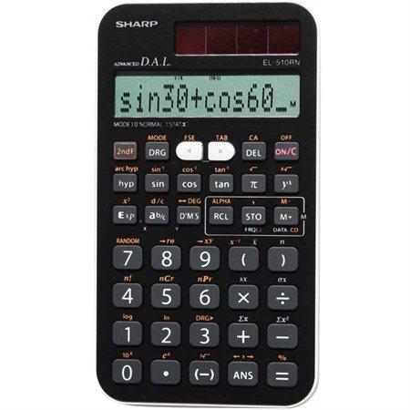 Calculatrice scientifique EL-510RNB