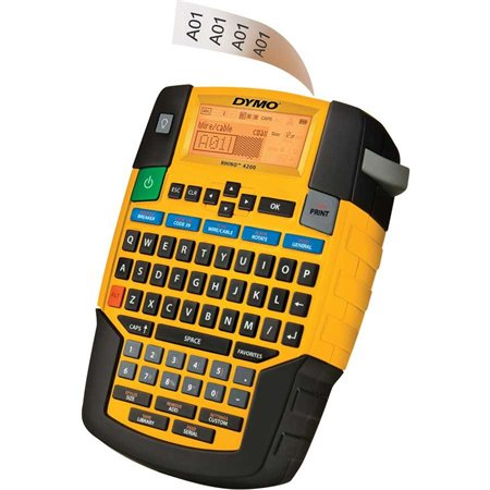 Rhino 4200 Electronic Labeller