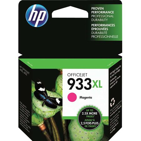 HP 933XL Ink Jet Cartridge