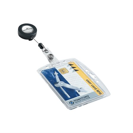 Security Pass Holder