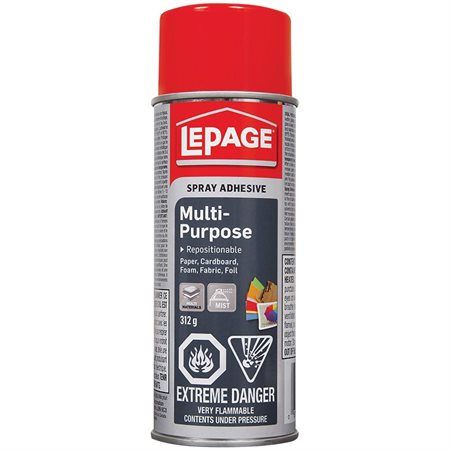 Lepage® Adhesive Spray