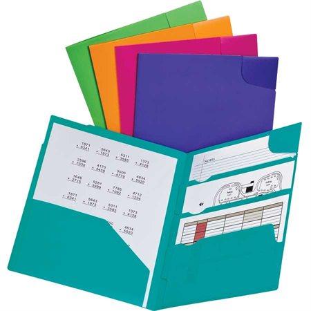 Couverture de présentation Divide-It-Up® Paquet de 5 couleurs variées
