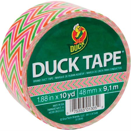 Printed Duck Tape