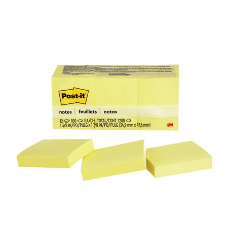 Post-it® Self-Adhesive Notes