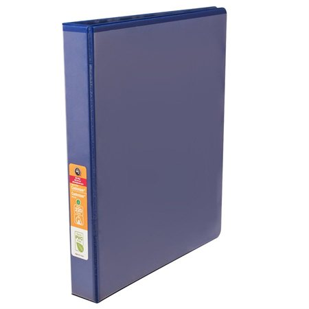 Reliure de présentation résistante ENVI 1 po. - 220 feuilles bleu