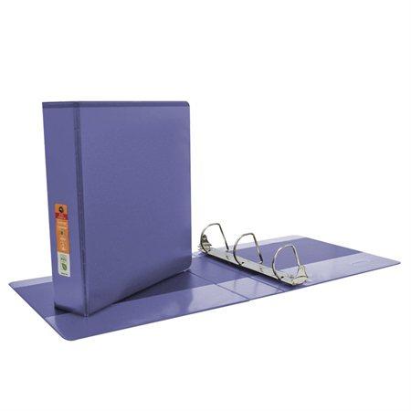Reliure de présentation résistante ENVI 2 po. - 480 feuilles bleu