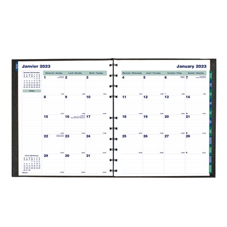 MiracleBind™ CoilPro™ Monthly Diary (2021)