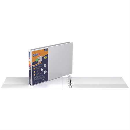 Reliure de présentation grand journal Deluxe QuickFit®