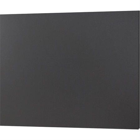 Carton mousse 3 / 16 po. 20 x 30 po, noir