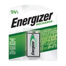Piles rechargeables Recharge® 1 x 9V
