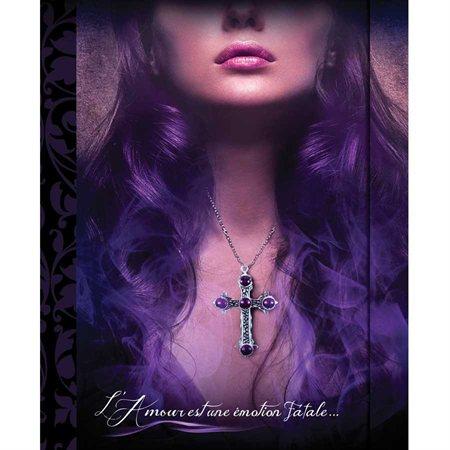 Journal Croix violette
