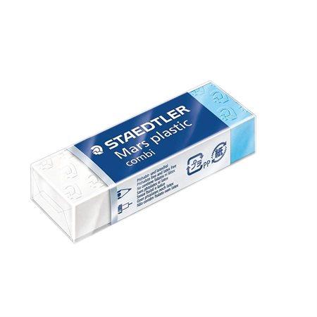 Mars Plastic Combi White Eraser