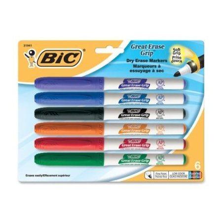 Great Erase Grip™ Whiteboard Marker