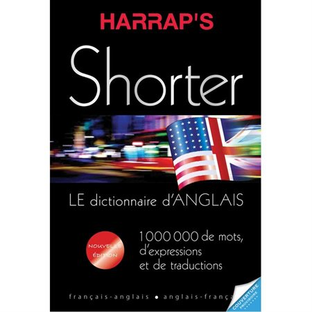 Harrap's Shorter Bilingual Dictionary
