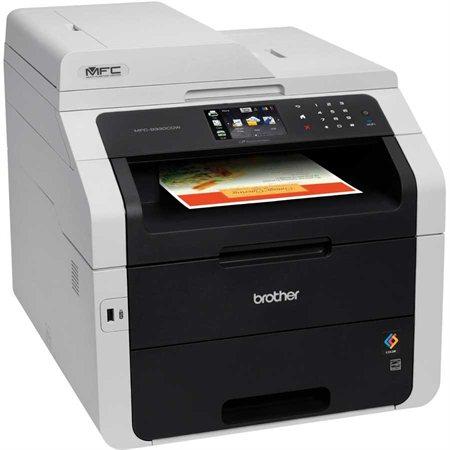 Imprimante multifonction laser couleur sans fil MFC-9330CDW
