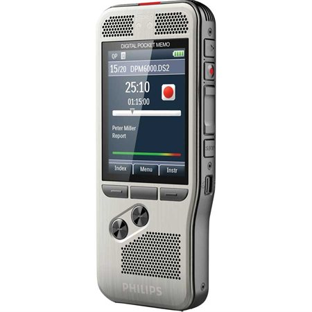 Pocket Memo 6000 Digital Recorder