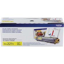 TN-221 Toner Cartridge yellow