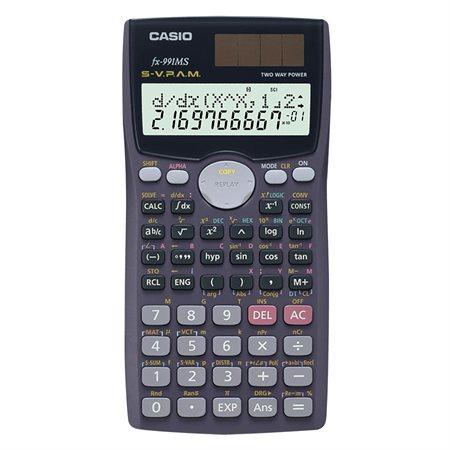 Calculatrice scientifique FX-991MSPlus