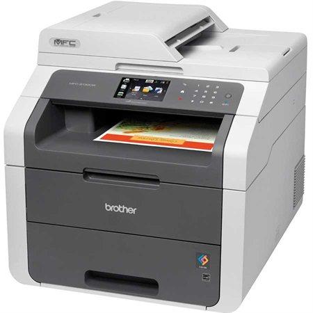 Imprimante multifonction laser couleur sans fil MFC-9130CW