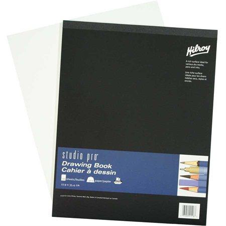 Cahier à dessin Studio Pro®