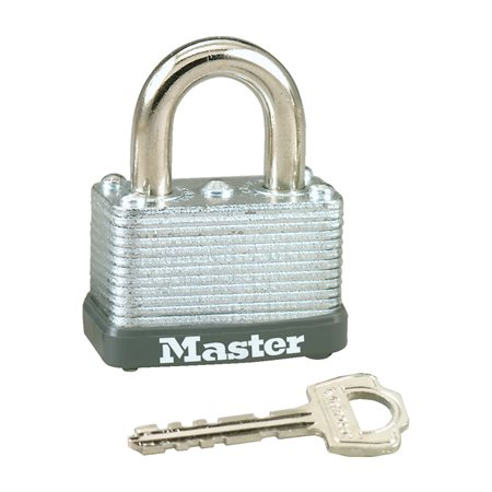 Economical Padlock with Key