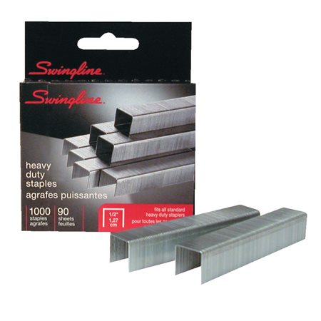 "Agrafes robustes S.F.®13 Swingline 1 / 2"" (40-90 feuilles)"