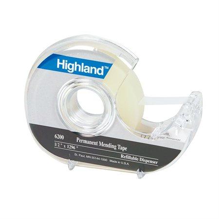 Ruban adhésif invisible Highland™ Dévidoir 12 mm x 33 m