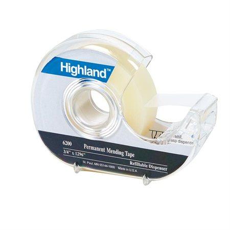 Ruban adhésif invisible Highland™ Dévidoir 19 mm x 33 m
