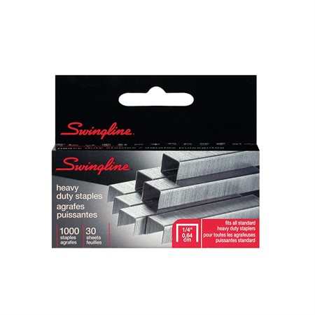 Swingline S.F.®13 Heavy-Duty Staples
