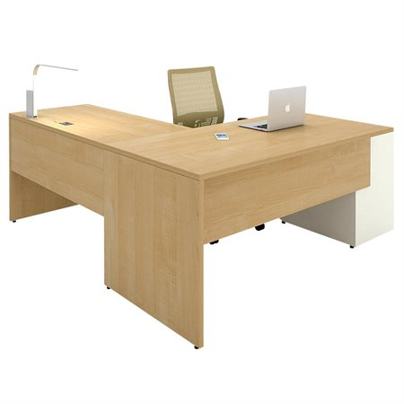 CA L-Shaped Workstation