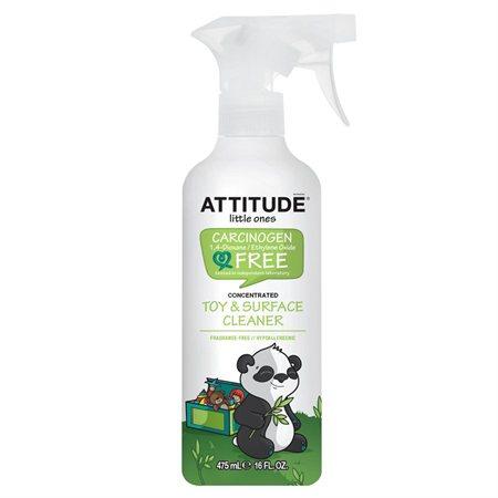 Nettoyant jouets + surfaces Attitude® tout-petits