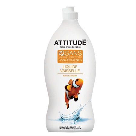 Liquide à vaisselle Attitude® bien-être durable