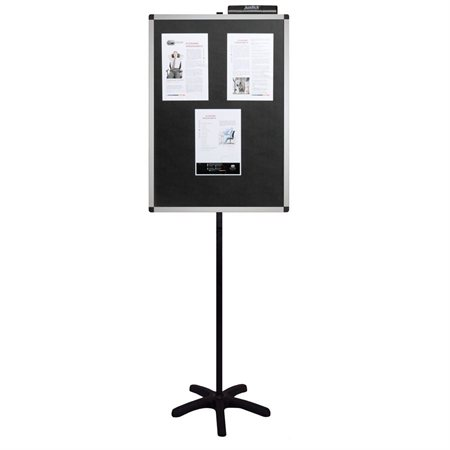 Electrostatic Lobby Stand