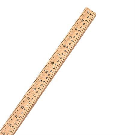1-Meter / 39''  Wood Ruler