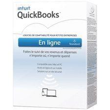 """Logiciel de comptabilité """"QuickBooks en ligne 2014"""
