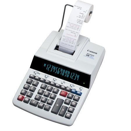 Calculatrice à imprimante MP-49DII