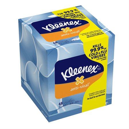 Mouchoirs antiviraux Kleenex®