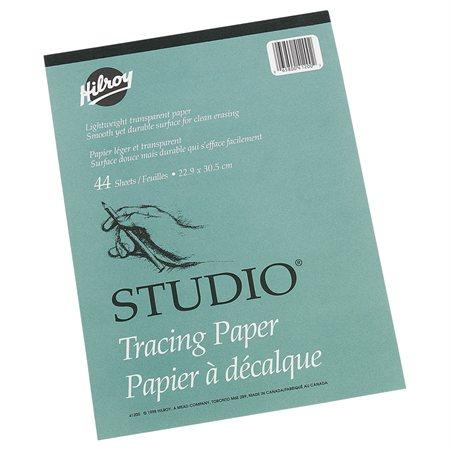 Bloc de papier à décalque Studio®