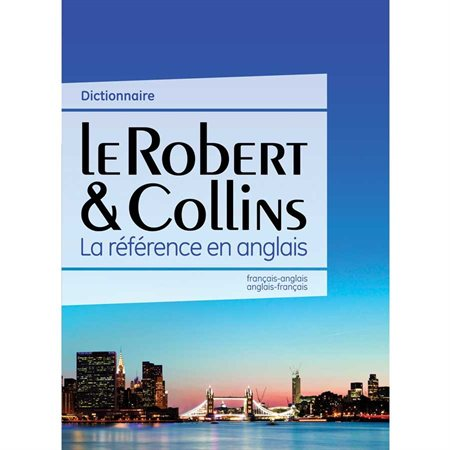 Dictionnaire Robert & Collins bilingue