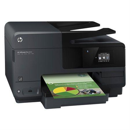 Imprimante multifonction jet d'encre couleur OfficeJet Pro 8610