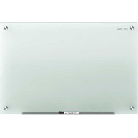 Tableau en verre effaçable à sec Infinity™ Non magnétique, givré 48 x 36 po