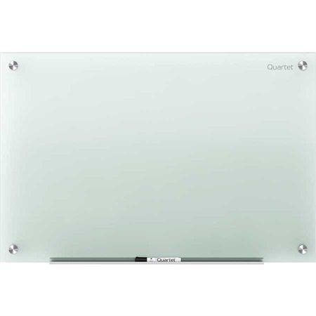Tableau en verre effaçable à sec Infinity™ Non magnétique, givré 36 x 24 po