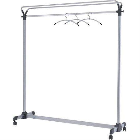 PMGROUP Large Capacity Mobile Garment Rack