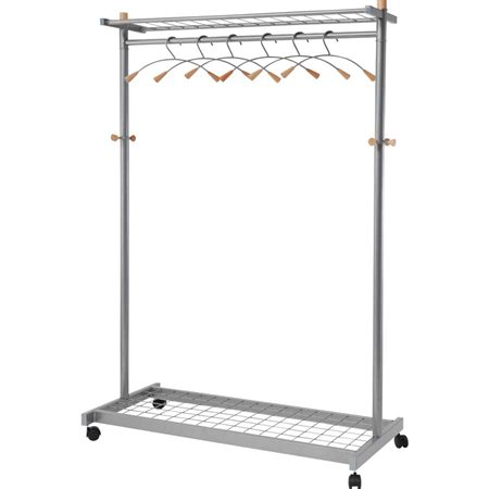 PMLUX Mobile Garment Rack