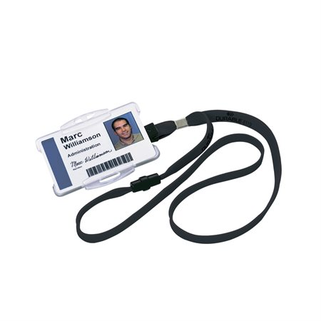 Textile Lanyard with Safety Release