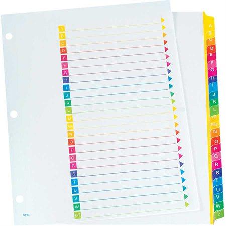 Intercalaires imprimés Super Rapidex™