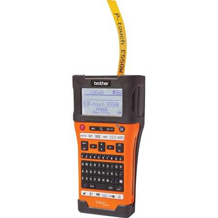 Étiqueteuse Sans Fil Portative Industrielle PT-E550WVP