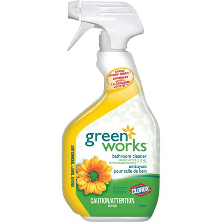 Nettoyeur naturel pour salle de bain Green Works™