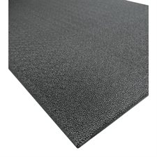 "Tapis anti-fatigue Easy Foot 36 x 60"" noir"